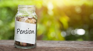 Pensions and divorce