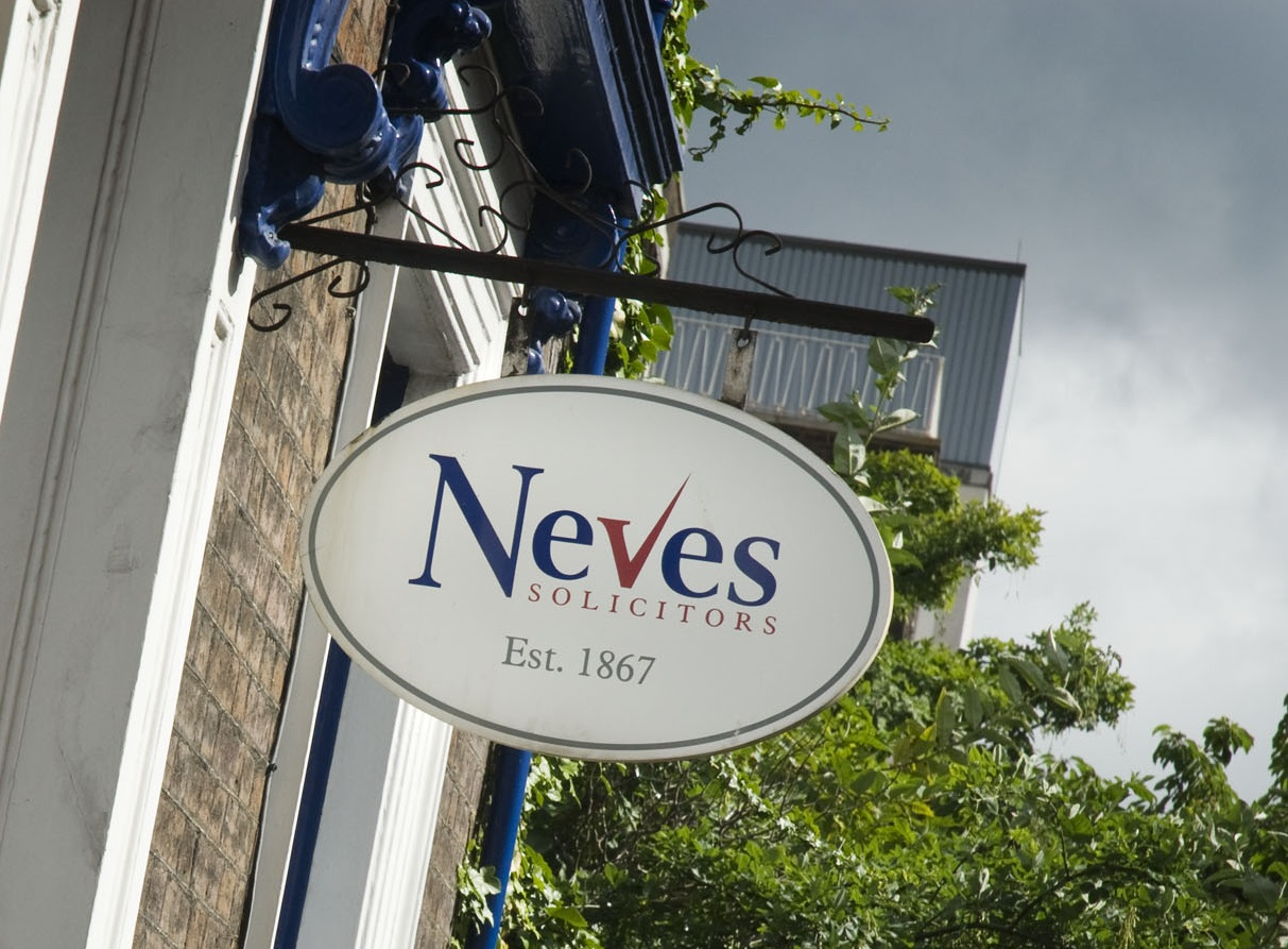 Neves Solicitors was established in 1867