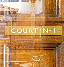 How to complain about a Court