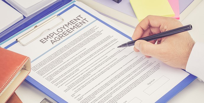 What to look out for – Contract of Employment