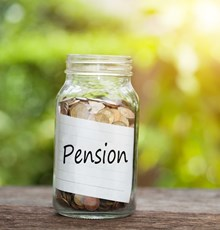 What happens to your pension in a divorce?