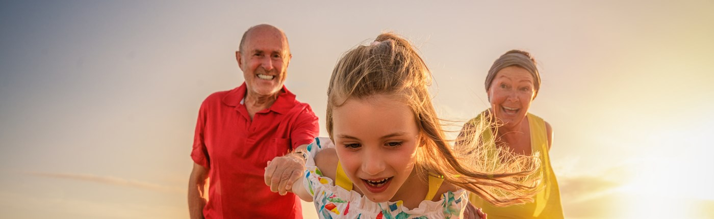 Applications from grandparents for contact with grandchildren are on the increase