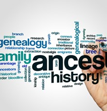 Wills, probate and family history