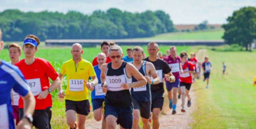 Neves are sponsoring Silsoe Stride 2019