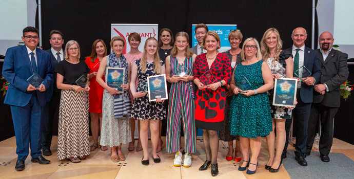 Herts Advertiser School Awards Evening
