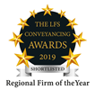 LFS Awards Regional Shortlisted
