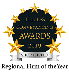 LFS Conveyancing Awards 2019