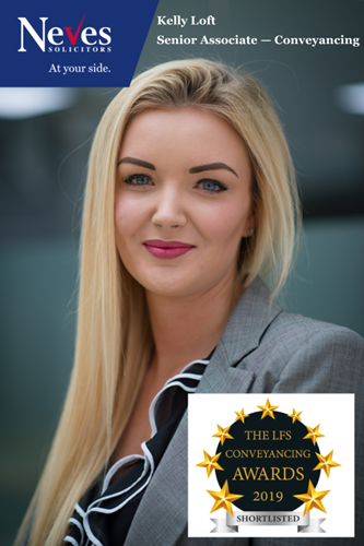 Kelly Loft Senior Associate Conveyancing
