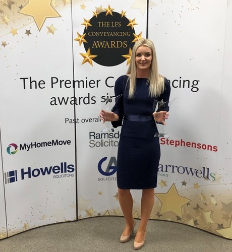 Kelly Loft Young Conveyancer of the Year
