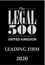 Neves Solicitors_Legal 500 Leading Firm 2020