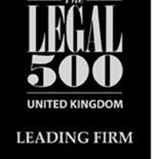 Neves Solicitors are ranked in The Legal 500 for 2020