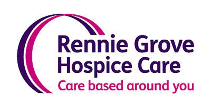 We are a Rennie Grove Hospice Care Patron