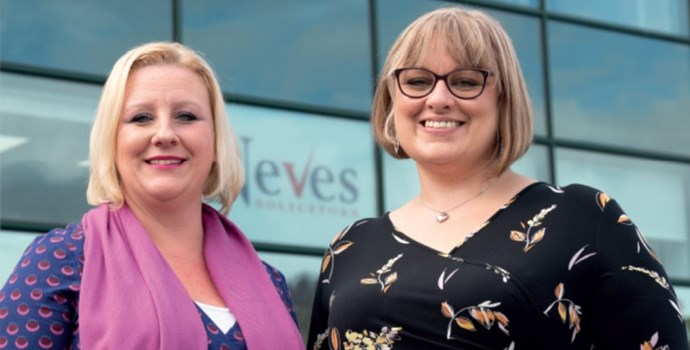 Neves strengthen their legal expertise