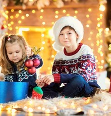Top Tips to sort Christmas Contact for Children