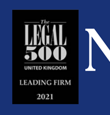 Neves is recommended in the Legal 500 2021