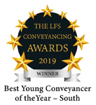 LFS Young Conveyancer of the Year South 2019