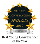 LFS Overall Winner Young Conveyancer of the Year